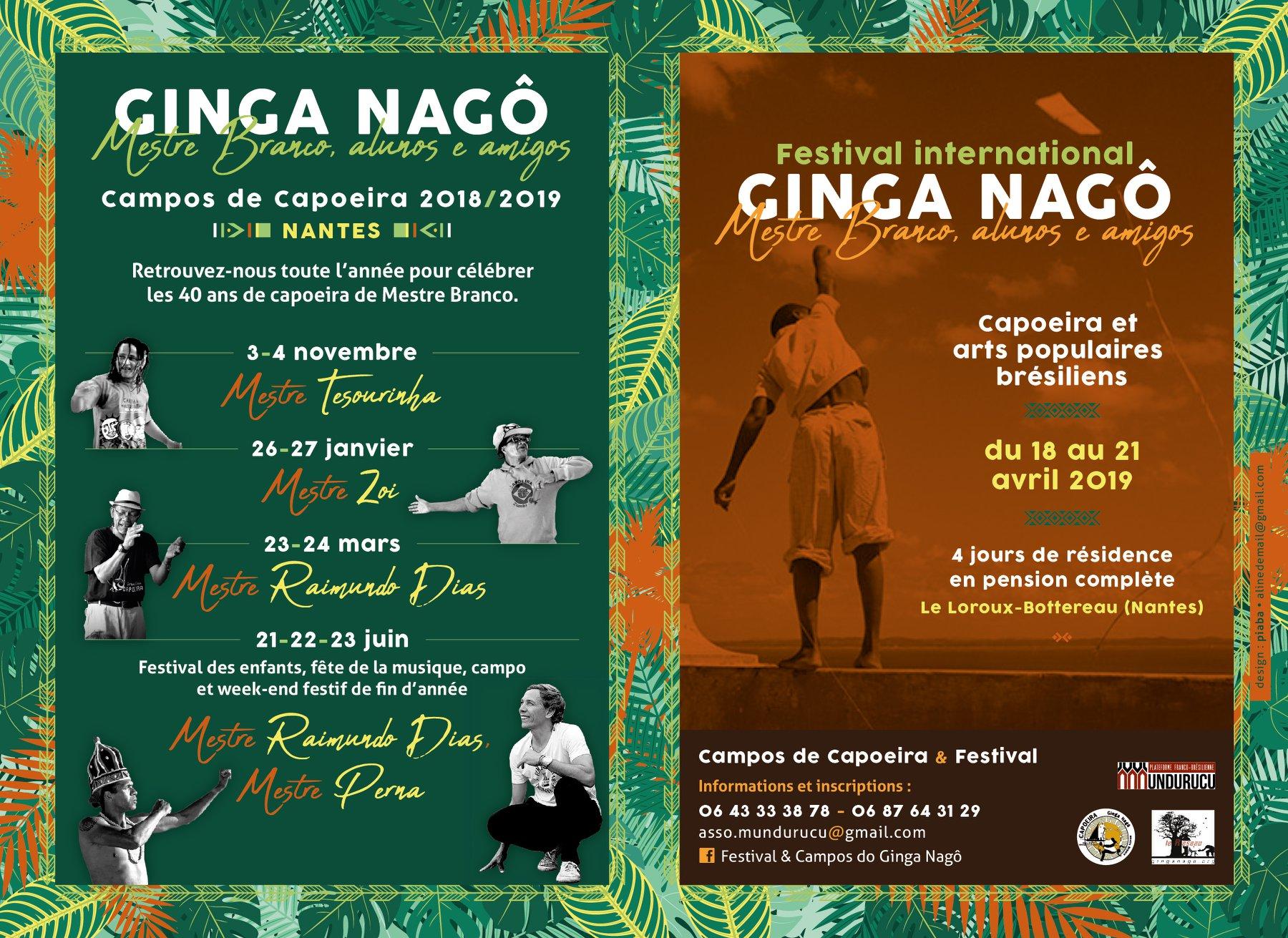 Campos de Capoeira 2018/2019